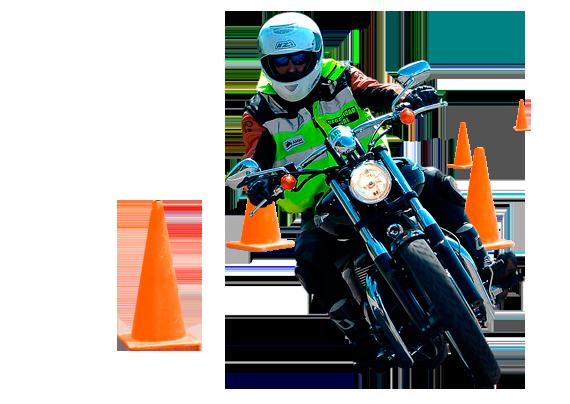 Cursos de <span>manejo</span> para <span>motos</span>